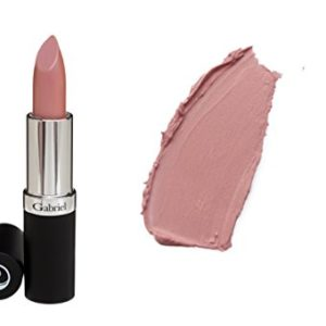 Gabriel Cosmetics Lipstick (Nude),Natural, Paraben Free, Vegan,Gluten free,Cruelty free,No GMO,Hydrating and Long lasting,With Jojoba Seed Oil and Aloe,Scrumptious lips for all.