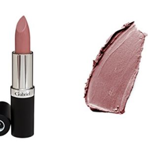 Gabriel Cosmetics Lipstick (Dune),Natural, Paraben Free, Vegan,Gluten free,Cruelty free,No GMO,Hydrating and Long lasting,With Jojoba Seed Oil and Aloe,Scrumptious lips for all.