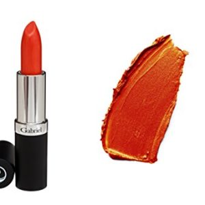 Gabriel Cosmetics, Lipstick Coral, 0.13 Ounce