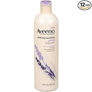 Positively Nourishing Lavender Calming Body Wash, 16 Fluid Ounce - 12 per case.