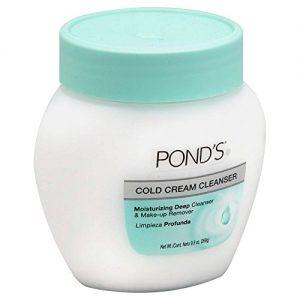 Pond's 9.5 oz. Cold Cream Cleanser Moisturizing Deep Cleanser & Makeup Remover
