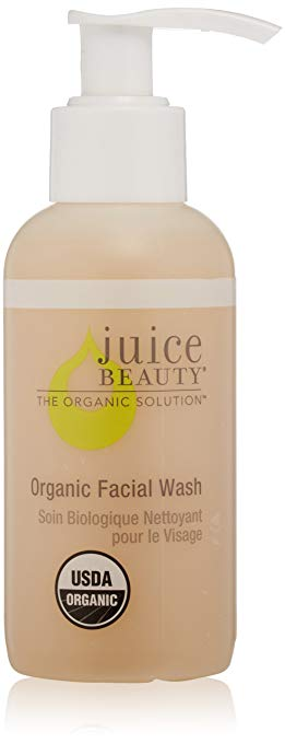 Juice Beauty Organic Facial Wash, 4 fl. oz.