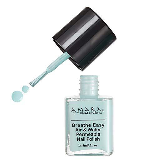 Amara Breathe Easy Air & Water Permeable Nail Polish (AQUADELIC)