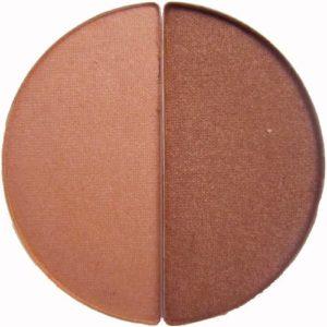 Amara Mineral Press Blush & Bronzer-Bronze
