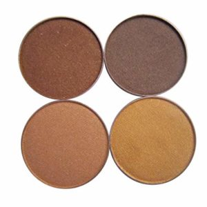 Amara Press Eye Shadow Palette (Quad)-Golden Sunrise
