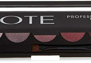 NOTE Cosmetics Pro Eyeshadow Palette, No. 102, 2 Ounce