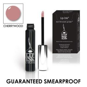 LIP INK 100% Smearproof Trial Lip Kits, Cherrywood