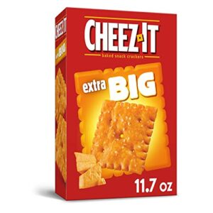 Cheez It Big, Original, 11.7 Ounce (Pack of 12)