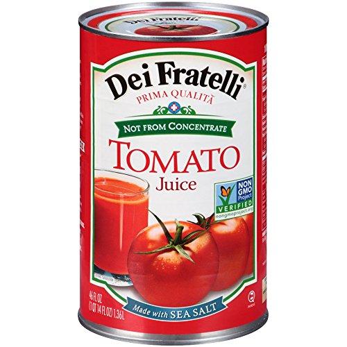 Dei Fratelli - Tomato Juice - 46oz - 6 pack