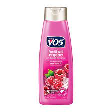 Alberto VO5 Herbal Escapes Sun Kissed Raspberry With Chamomile Extract Balancing Shampoo for Unisex, 12.5 Ounce