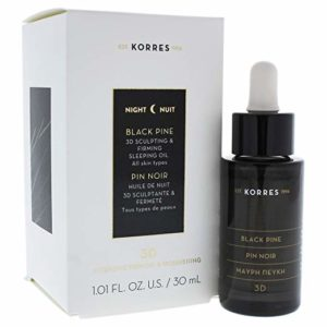 KORRES Black Pine 3D Sleeping Oil, 1 fl. oz.