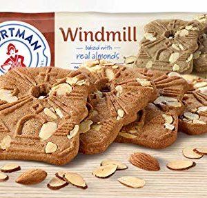 Voortman, Windmill Cookies, 10.6oz Bag (Pack of 4)