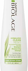 BIOLAGE Cleanreset Normalizing Shampoo To Remove Buildup, 13.5 Fl. Oz.