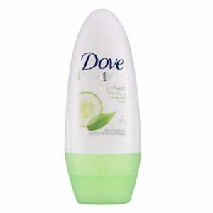 Dove Go Fresh Cucumber Roll-On Anti-Perspirant Deodorant 50ml Case of 6 by Dove