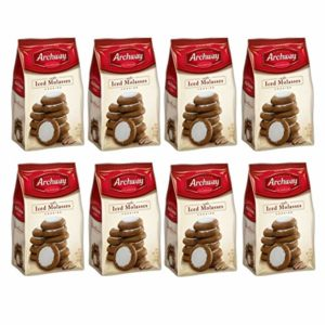 Archway Iced Molasses Cookies, 12 Ounce (Pack of 8)