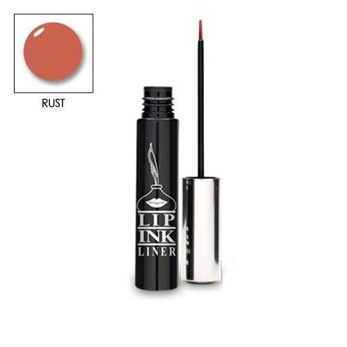 LIP INK Organic Vegan Smearproof Waterproof Lip Liner - Rust