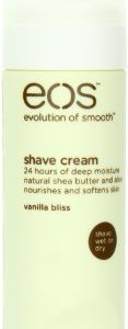 EOS Ultra Moisturizing Shave Cream, Vanilla Bliss, 7-Ounce Bottle (Pack of 3)