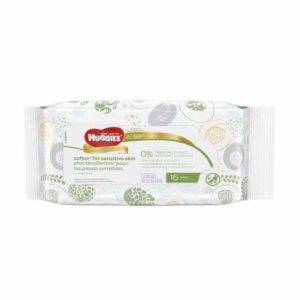 Wholesale Huggies Natural Care Baby Wipes (Pack of 18)