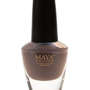 "MAYA Nail Lacquer (Mirage). Breathable, Made in the USA, and ""9-FREE"""