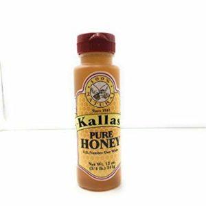 Kallas Honey, Pure, 12 Ounce