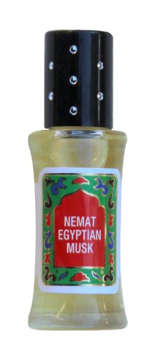 Egyptian Perfume Oil - Egyptian Oil by Nemat Fragrances (10ml /0.34fl Oz)