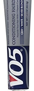 Alberto VO5 Conditioning Hairdressing, Gray/White/Silver,1.5 ounce (Pack of 2)