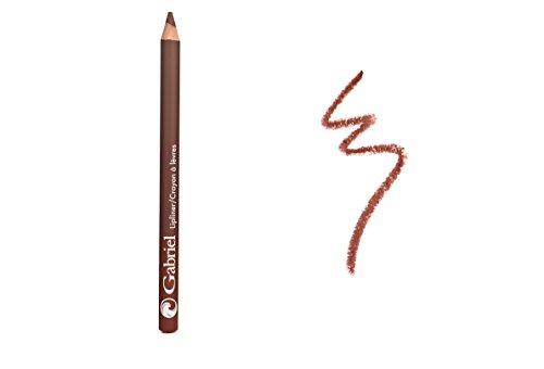 Gabriel Cosmetics, Lipliner Chestnut, 0.04 Ounce