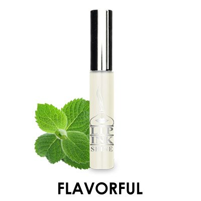 LIP INK Vegan Flavored Lip Gloss Moisturizers - Spearmint
