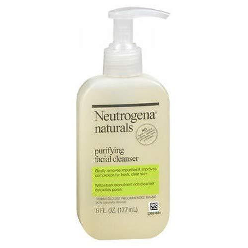 Neutrogena Naturals Purifying Facial Cleanser 6oz.