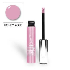 LIP INK Natural Lip Gloss Moisturizer, Honey Rose