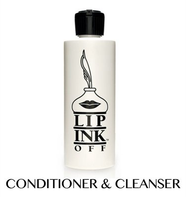 LIP INK OFF - Organic Makeup Cleanser and Remover Refill Bottle (4 fl oz.)