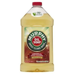 Murphy Oil Soap Original Wood Cleaner Concentrated 32 fl oz (4 pack)