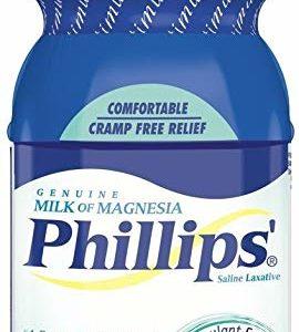 Phillips' Milk of Magnesia, Fresh Mint 12 oz