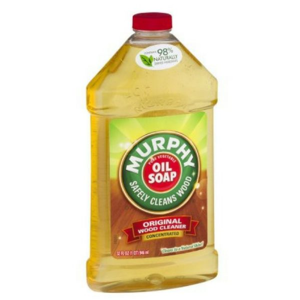 Murphy Oil Soap Original Wood Cleaner Concentrated (32.0fl oz-2 PK)