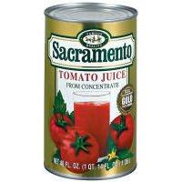 Sacramento Tomato Juice 46 Oz