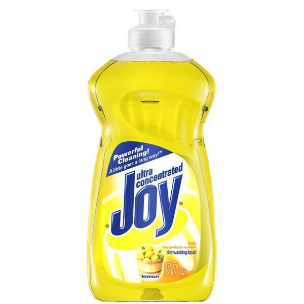 Joy Ultra 11086 30 Oz Joy Lemon Dishwashing Liquid