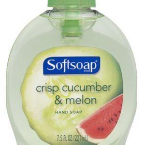 Softsoap Crisp Cucumber & Melon Liquid Hand Soap, 7.5 Ounce