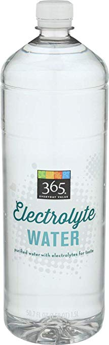 365 Everyday Value, Electrolyte Enhanced Water, 50.7 fl oz