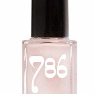 786 Cosmetics Casablanca - (Pink Pearl) Vegan Nail Polish, Cruelty-Free, 11-Free, Halal Nail Polish, Fast-Drying Nail Polish, Best Pink Nail Polish, Best Nude Nail Polish
