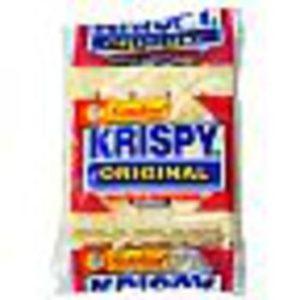Sunshine Krispy Saltine Crackers Original 2 Count (Pack Of 1000)