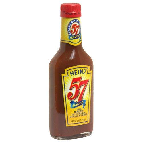 Heinz Original 57 Sauce - 10 oz