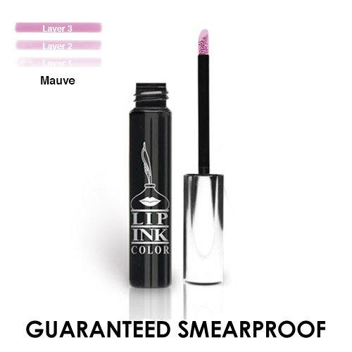 LIP INK Organic Vegan 100% Smearproof Liquid Lipstick - Mauve