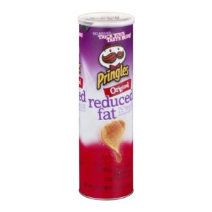 Pringles Original Reduced Fat Potato Crisps