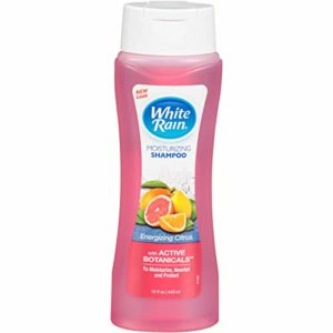 White Rain Shampoo Citrus Energizing 18 Oz (Pack of 6)