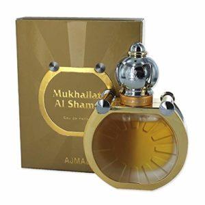 Ajmal Mukhallat Al Shams for Men and Woman (Unisex) EDP - Eau De Parfum 50ML (1.7 oz)