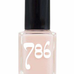 786 Cosmetics Petra - (Light Pink) Vegan Nail Polish, Cruelty-Free, 11-Free, Halal Nail Polish, Fast-Drying Nail Polish, Best Pink Nail Polish