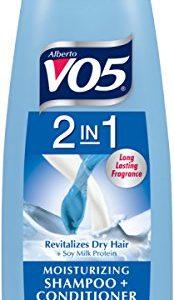 VO5 Shampoo/Conditioner 2 in 1 Moisturizing 12.5 Oz