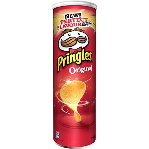 Pringles Original Lightly Salted Super Stack Potato Chips 6.41 oz