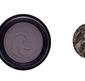 Gabriel Cosmetics Eyeshadow (Charcoal), Natural, Paraben Free, Vegan,Gluten free,Cruelty free,No GMO,Velvety and Smooth matte finish, with Sea Fennel,for all skin types