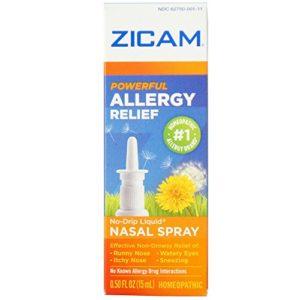 Zicam Allergy Relief Nasal Spray 0.50 oz